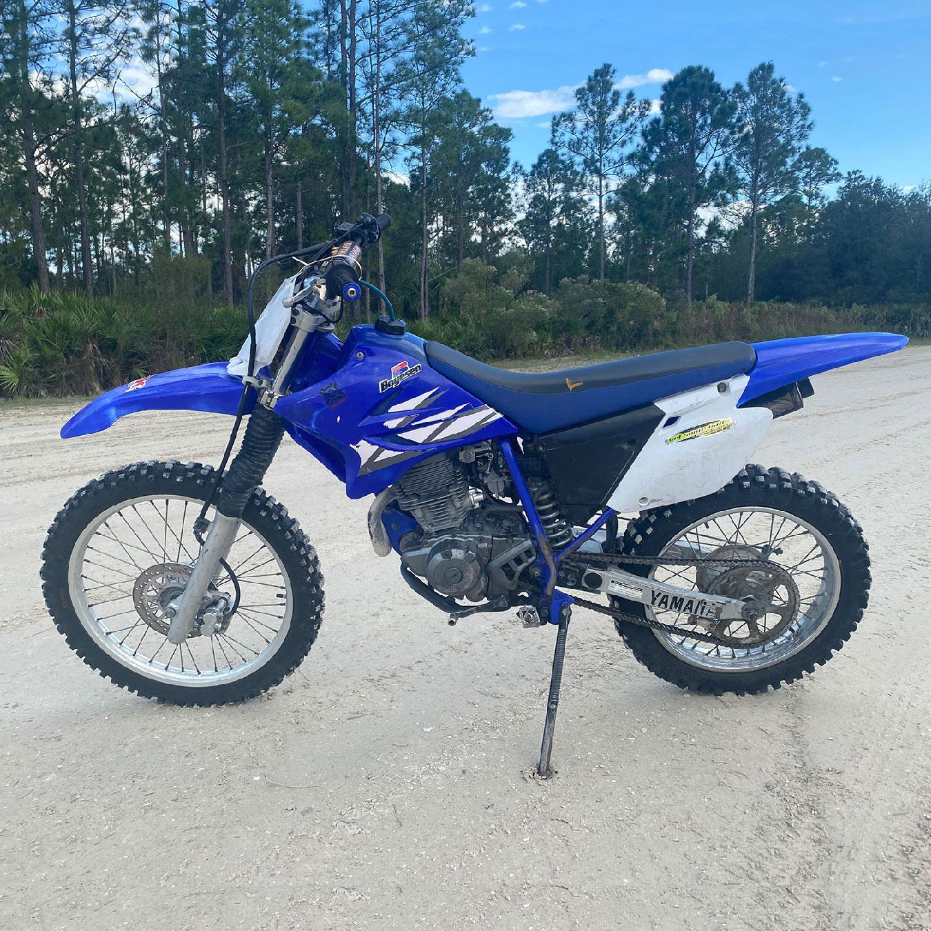Dirt Bike Rental